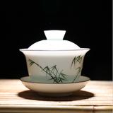 超值系列-玉瓷盖碗